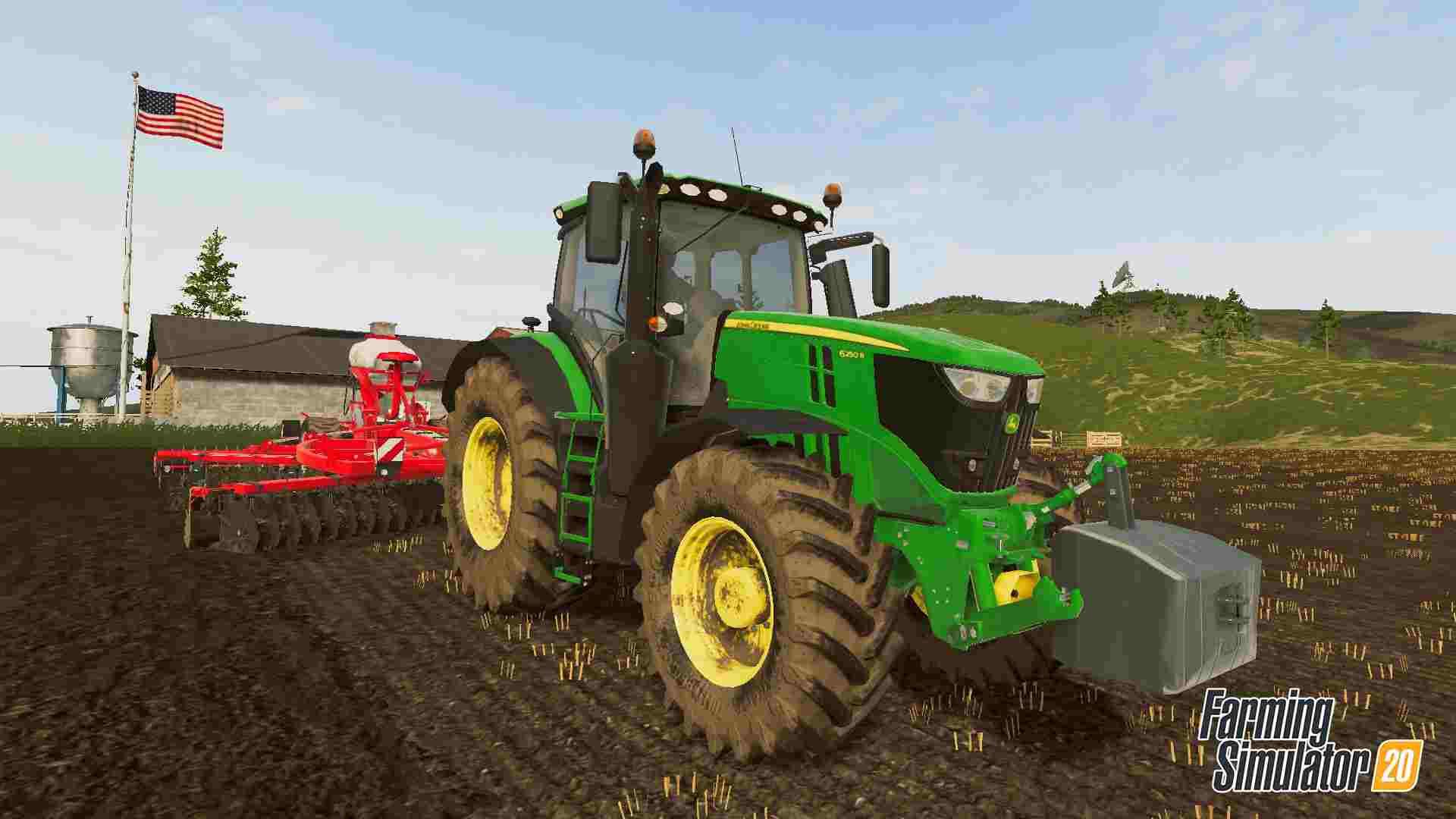 game Farming Simulator 20 mod hack