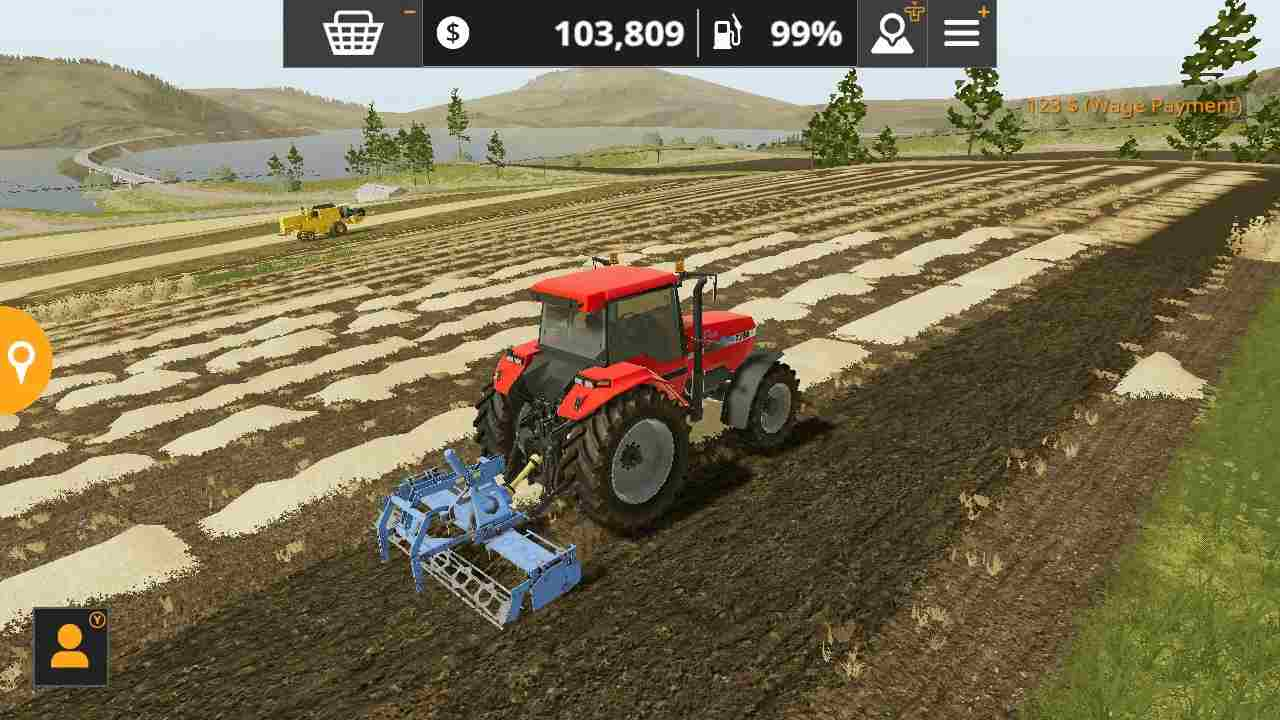 game Farming Simulator 20 mod