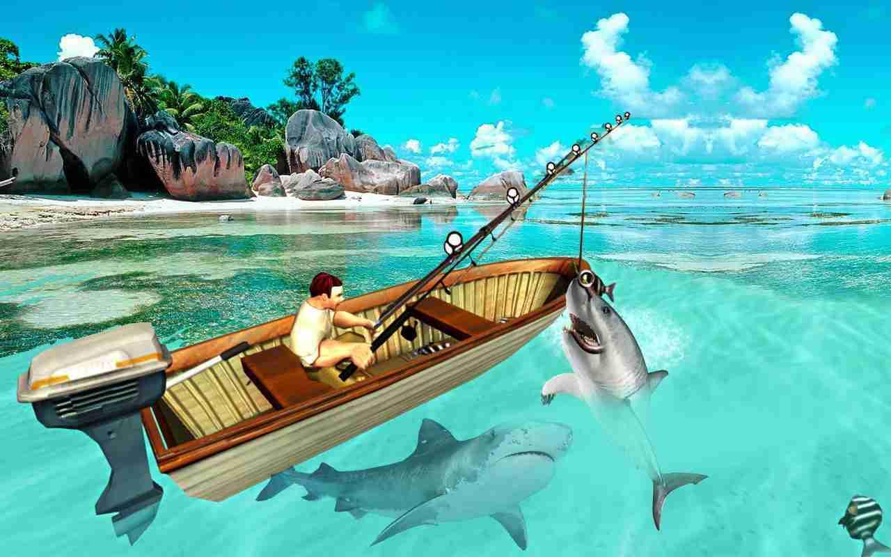 game Fishing Clash mod hack.