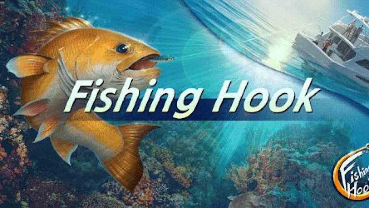 game Fishing Hook mod hack.