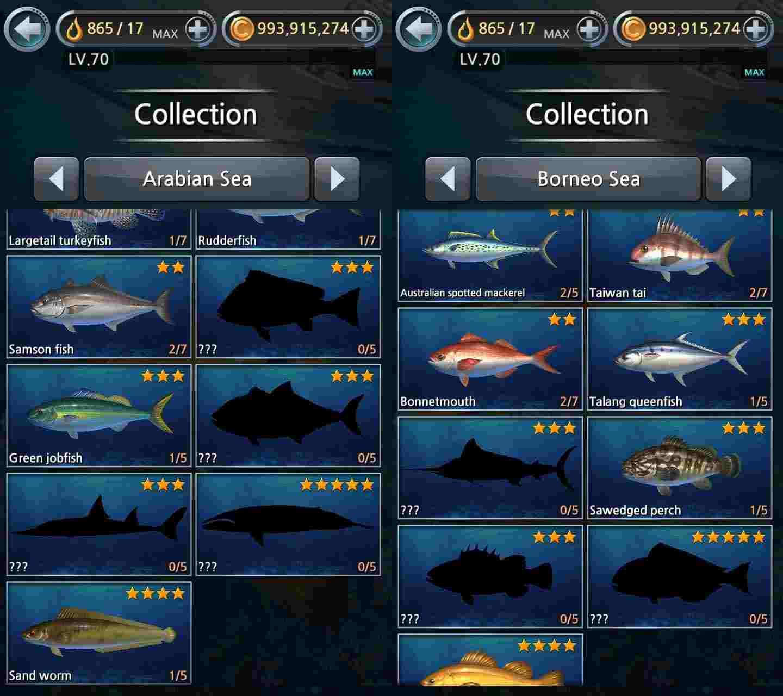 game Fishing Hook mod