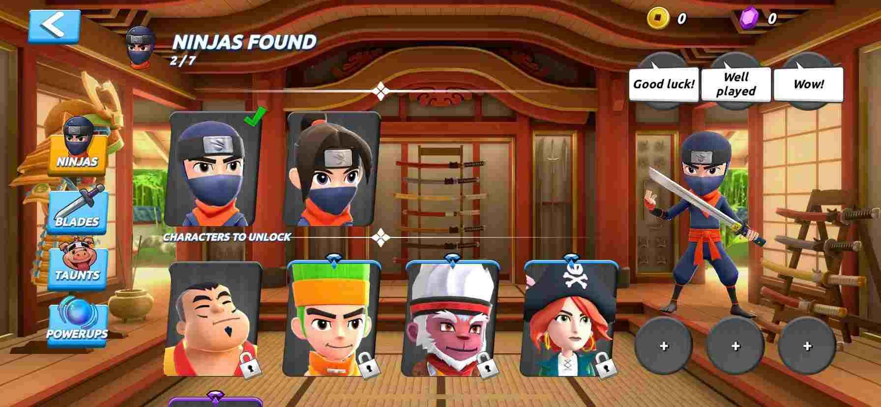 game Fruit Ninja 2 mod