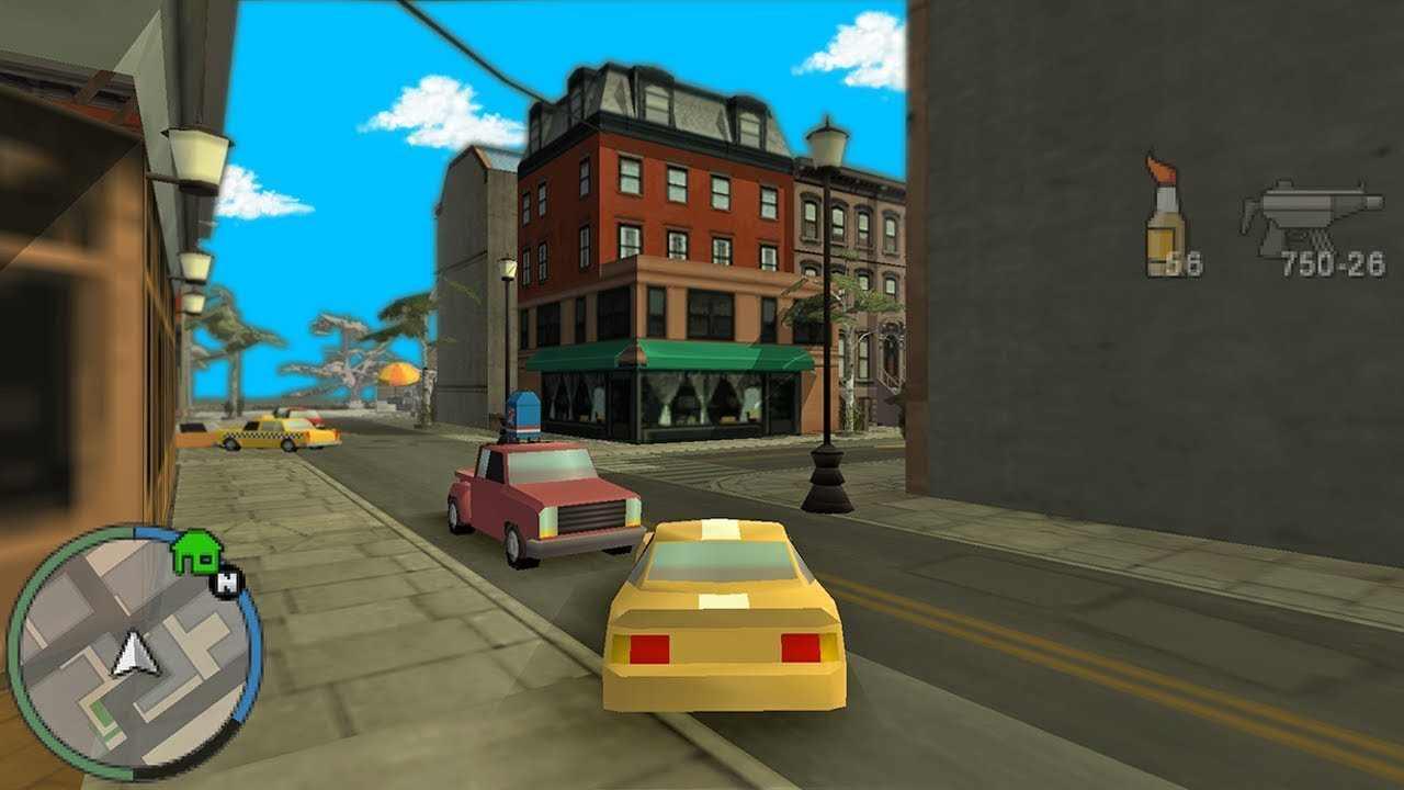 game GTA Chinatown Wars mod hack