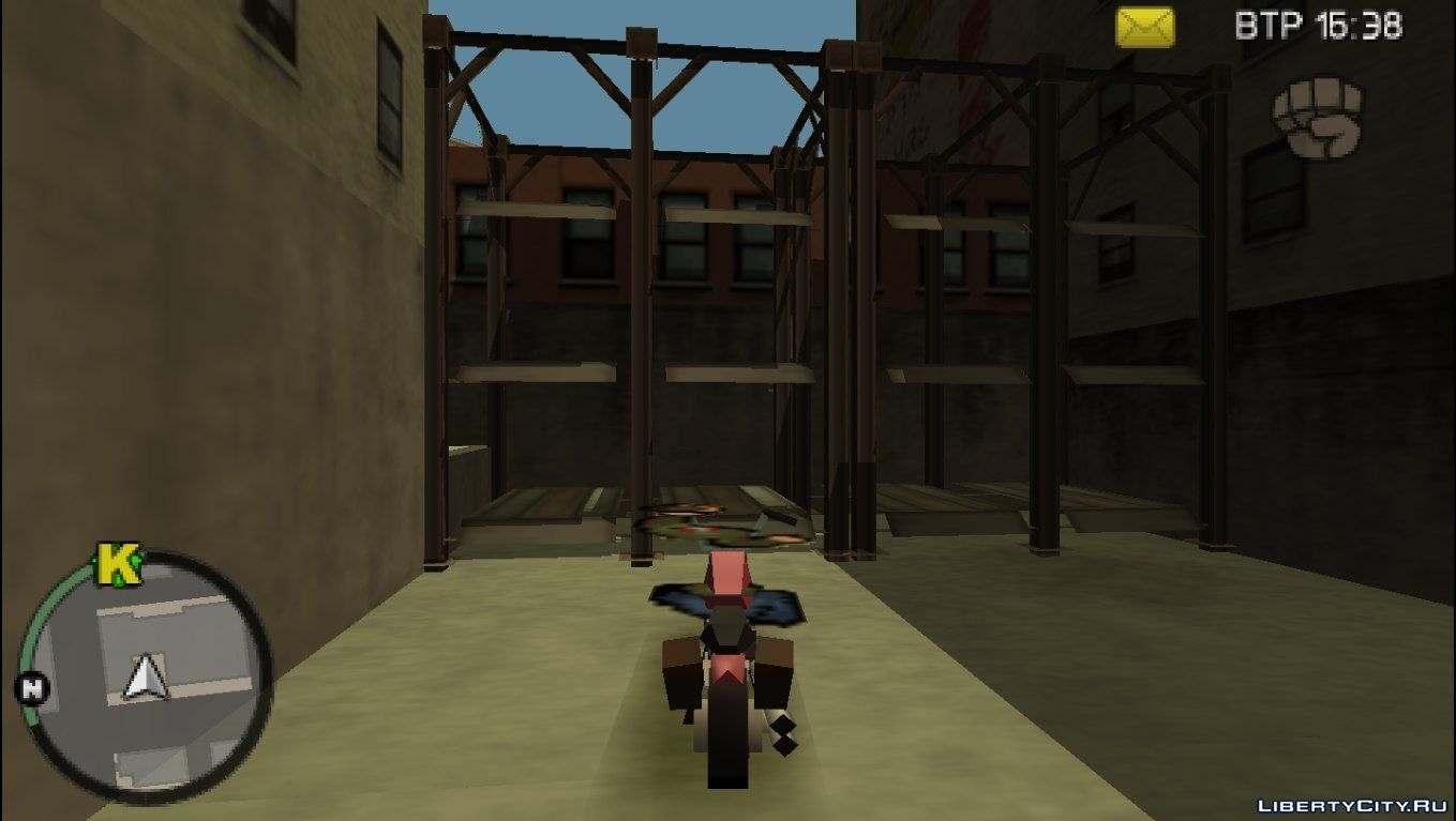 game GTA Chinatown Wars mod