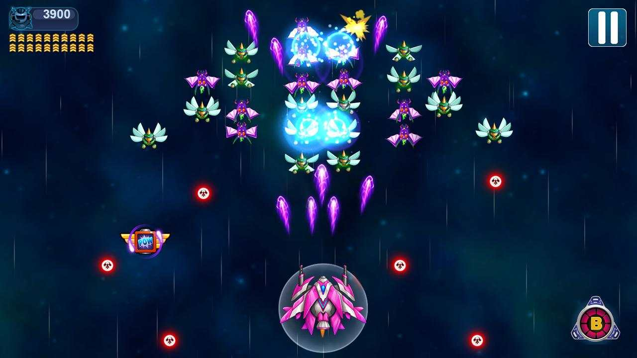 game Galaxy Invaders mod hack