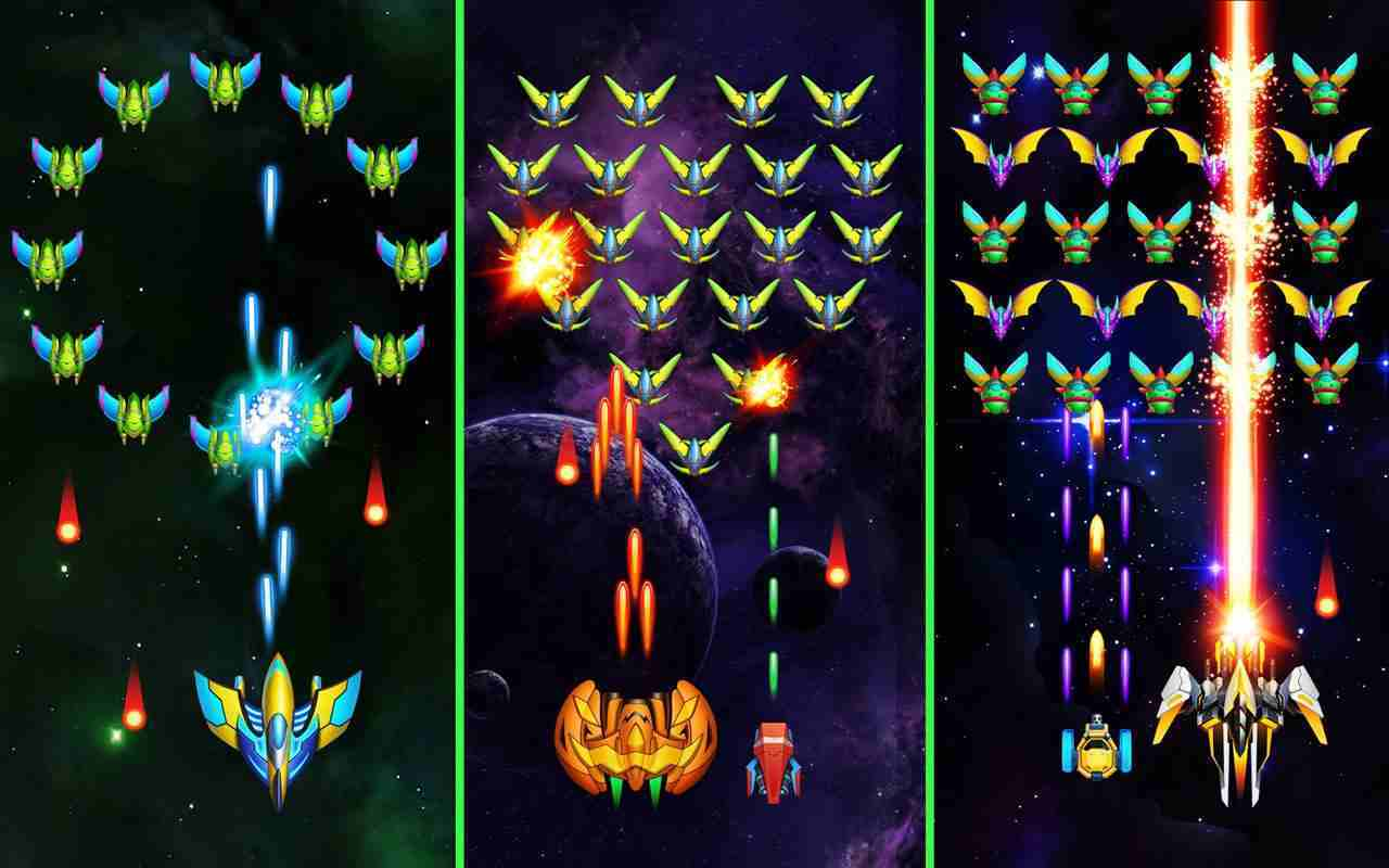 game Galaxy Invaders mod