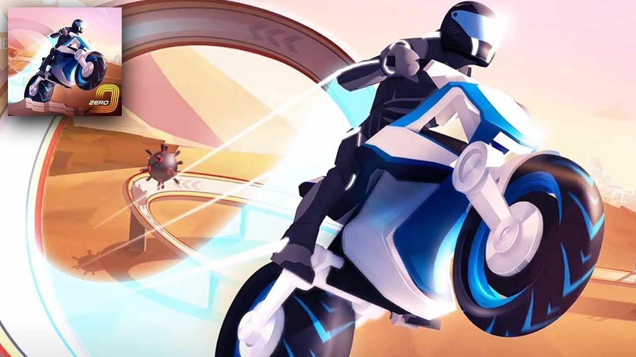 game Gravity Rider Zero mod hack