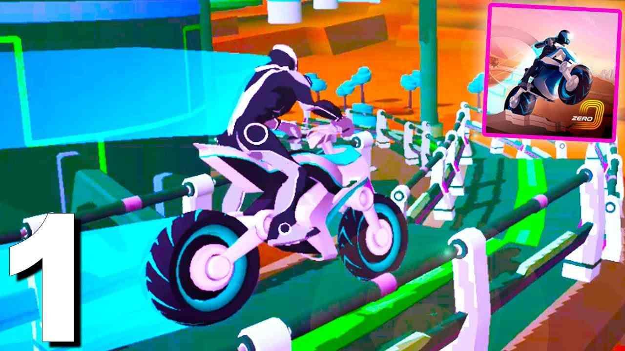game Gravity Rider Zero mod