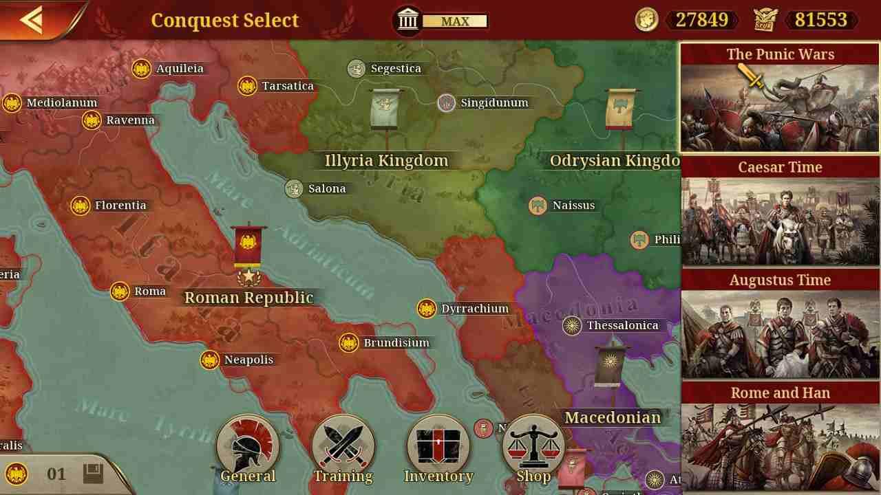 game Great Conqueror mod