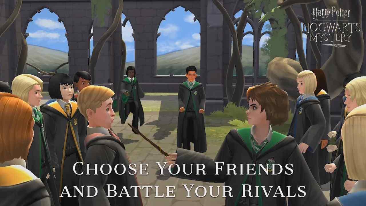game Harry Potter mod hack