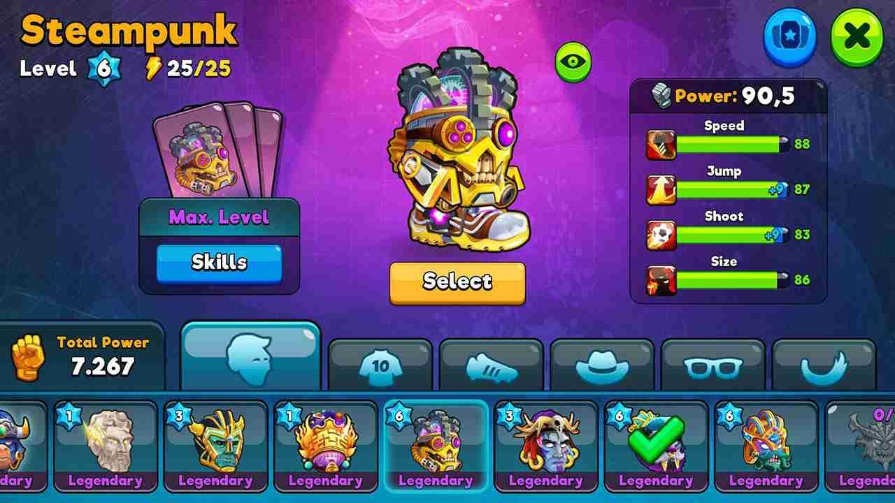 game Head Ball 2 mod hack
