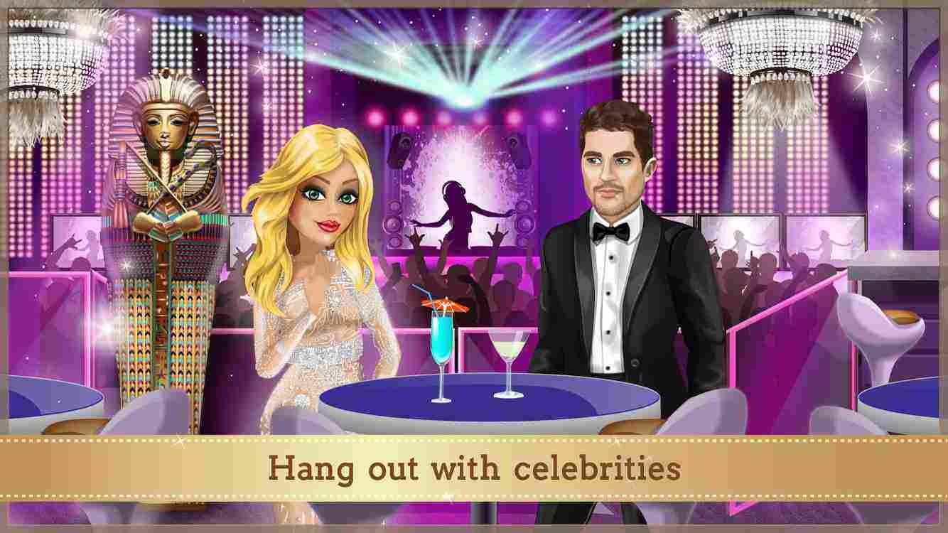 game Hollywood Story Fashion Star mod hack
