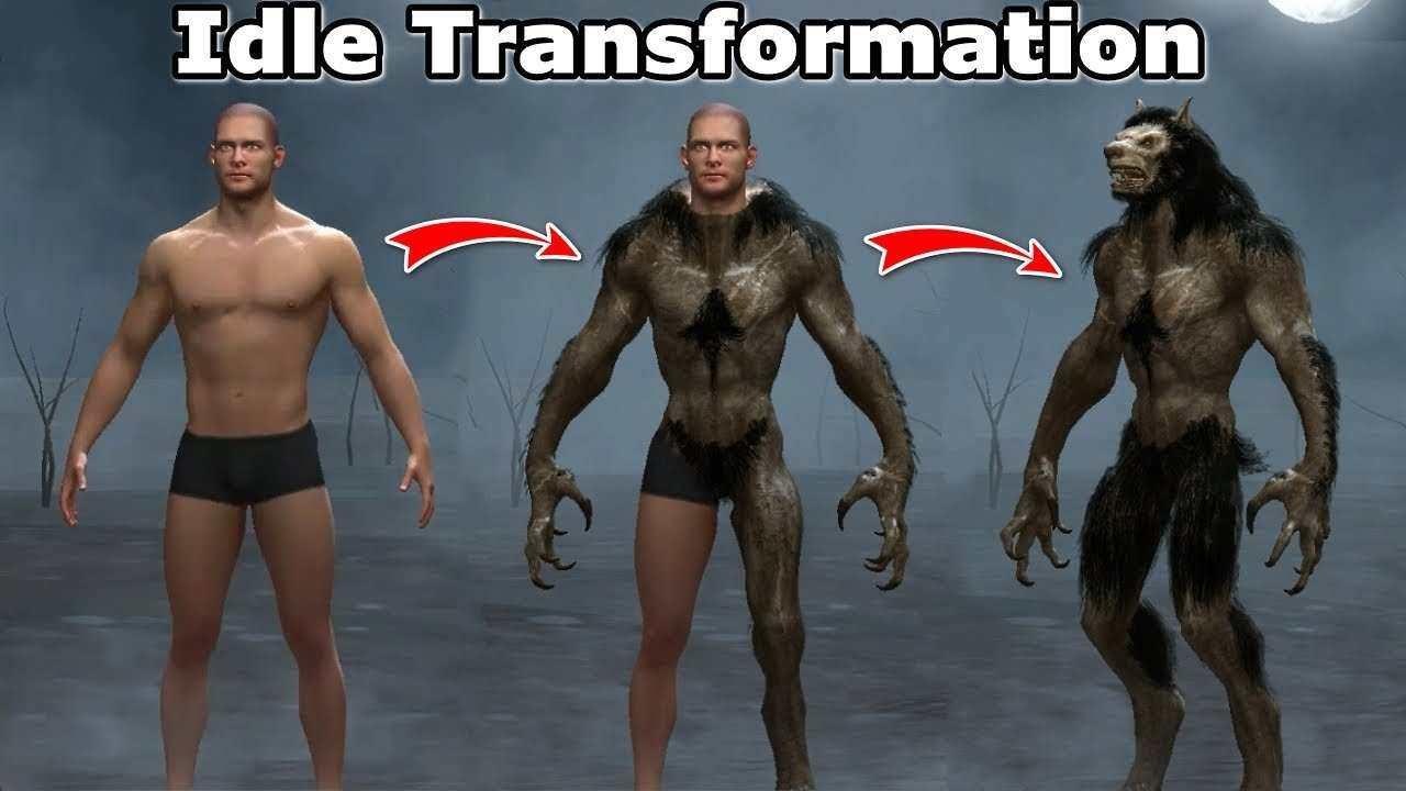 game Idle Transformation mod hack