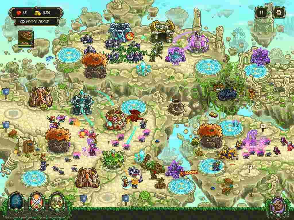 game Kingdom Rush Origins mod