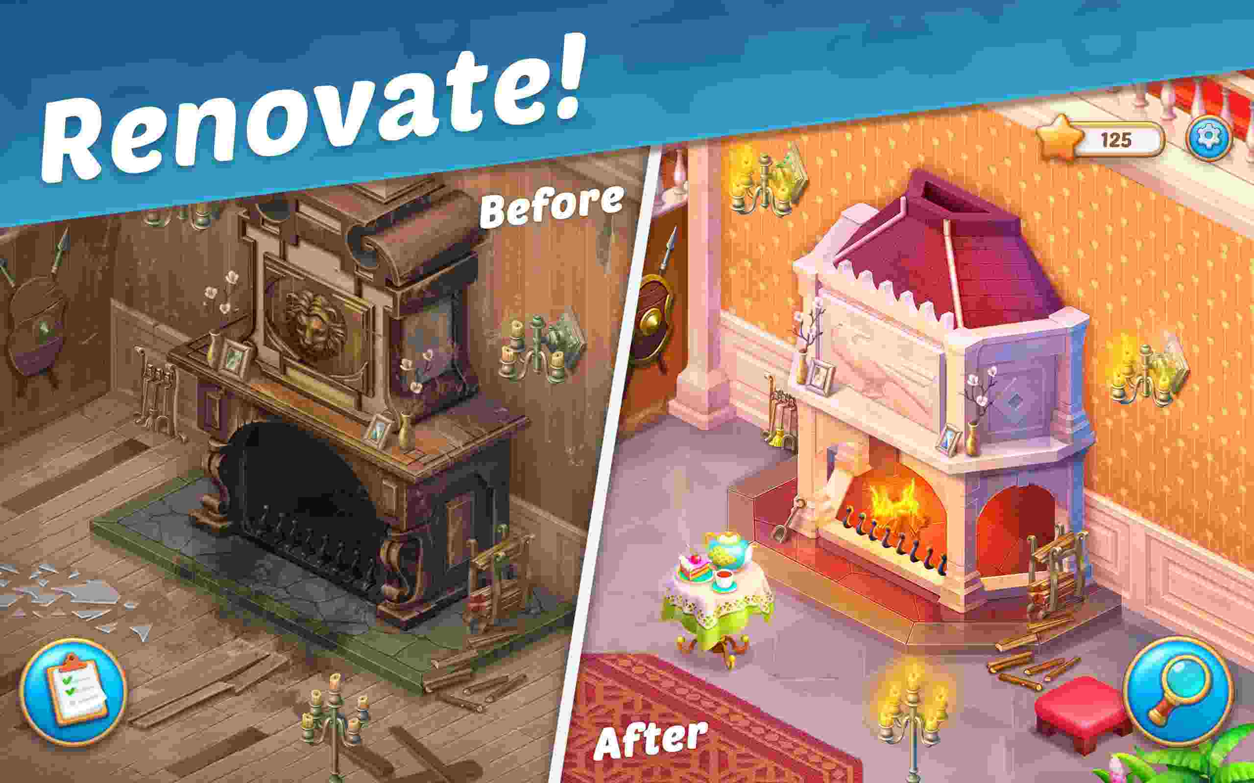 game Manor Matters mod apk