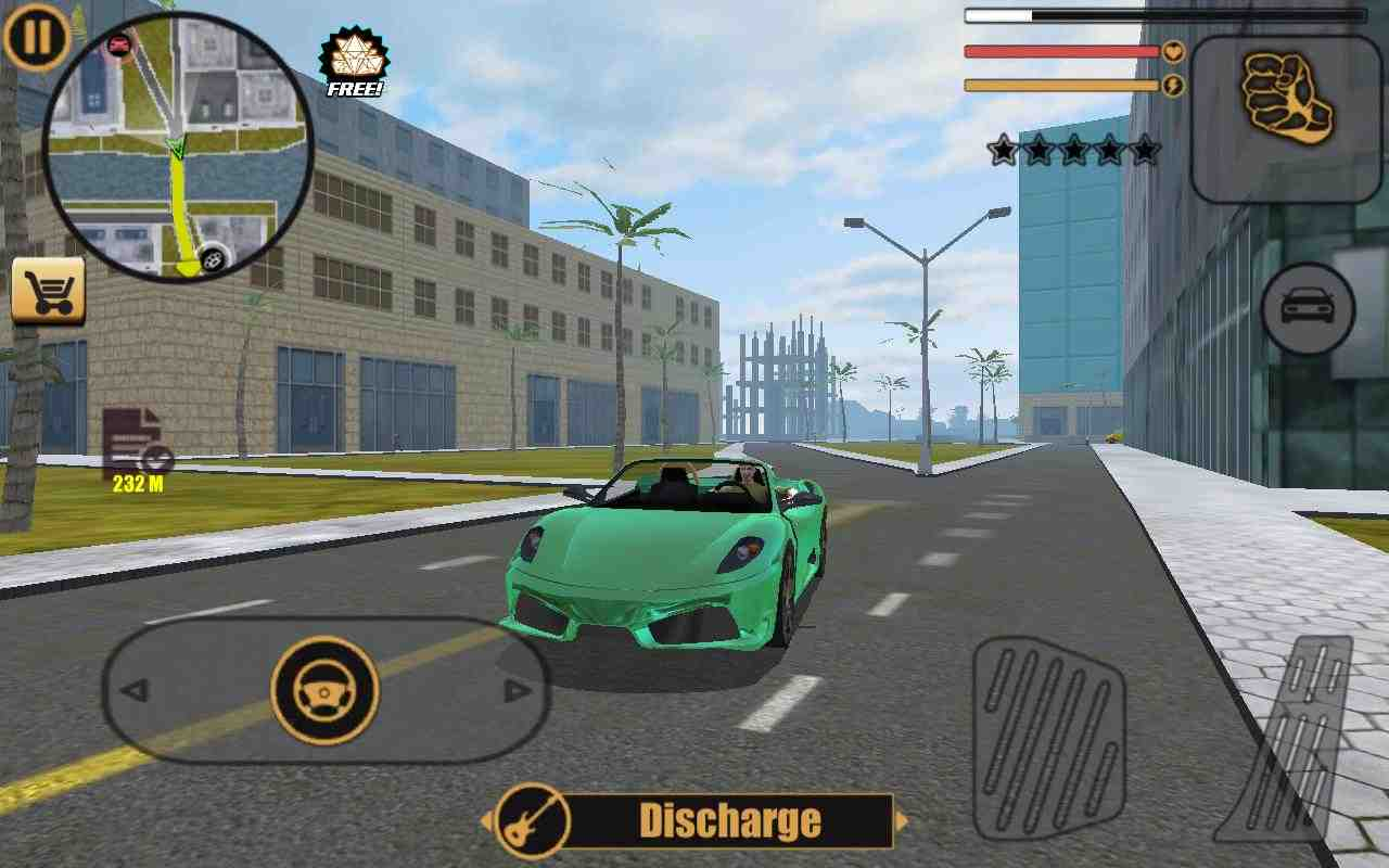 game Miami Crime Simulator mod hack