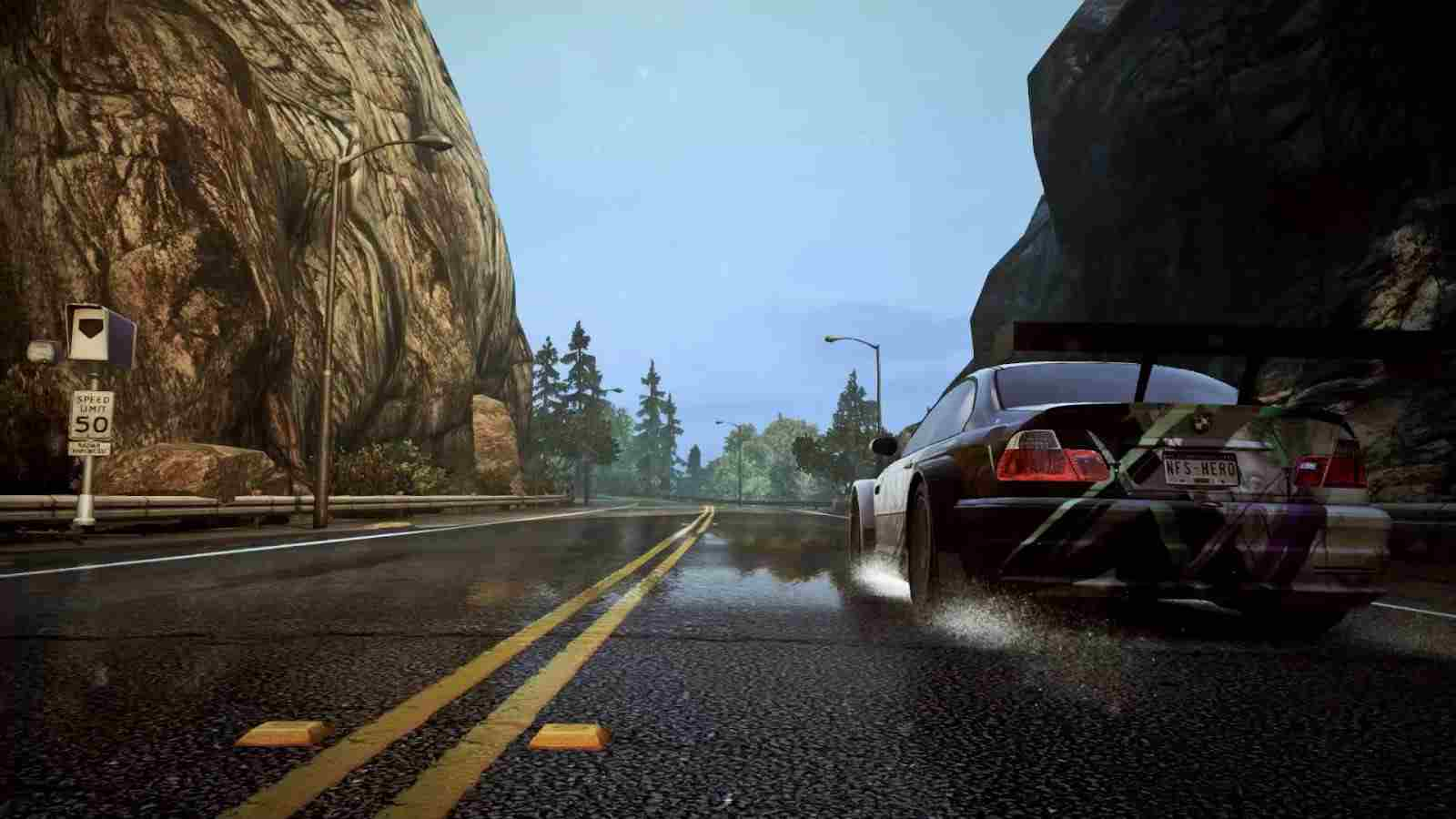 game Need for Speed Most Wanted Mod hack