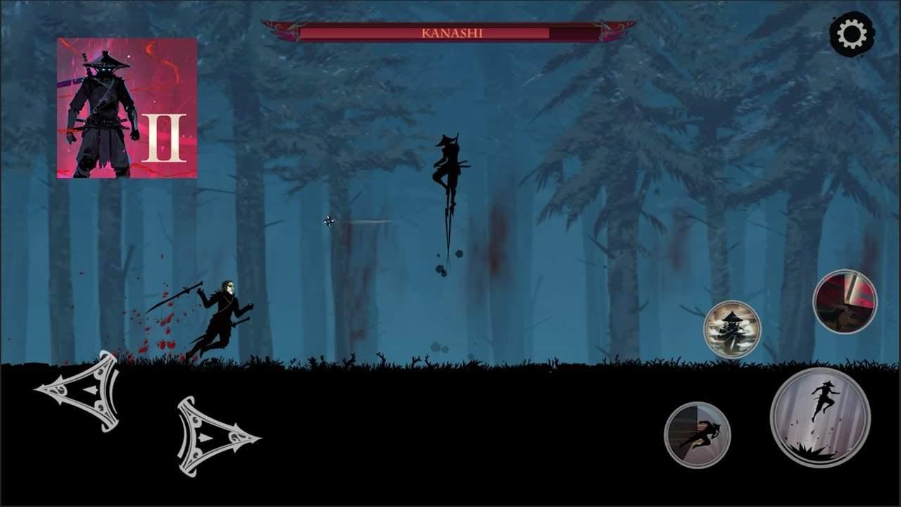 game Ninja Arashi 2 mod