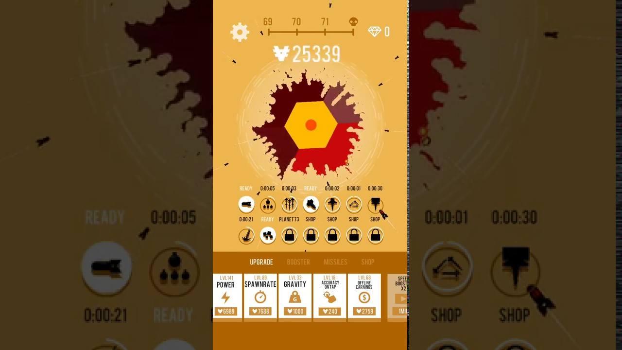 game Planet Bomber mod hack