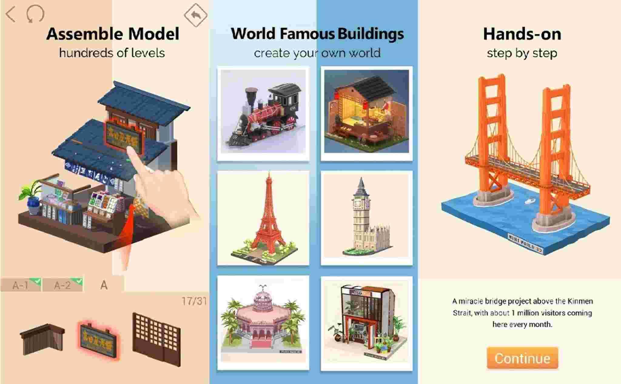 game Pocket World 3D mod hack