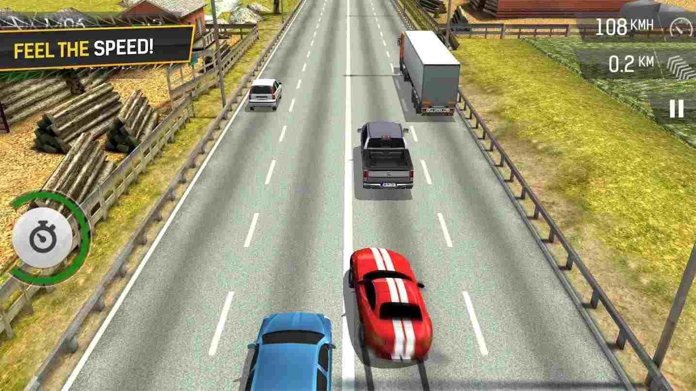 game Racing Fever mod