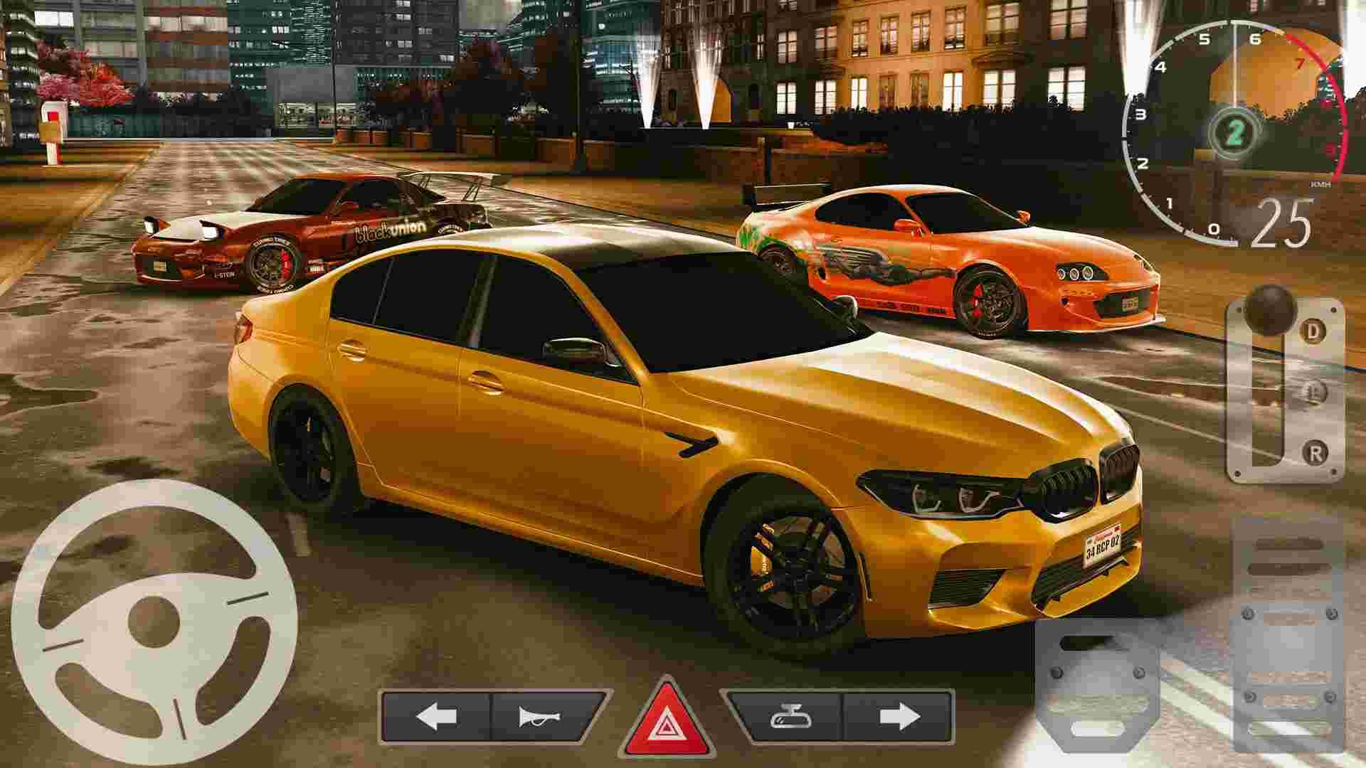 game Real Car Parking 2 mod hack