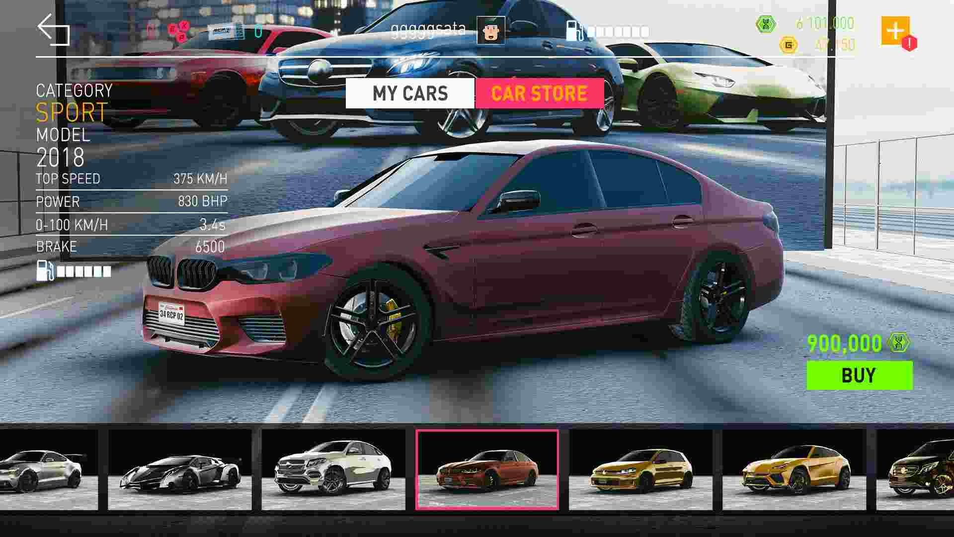 game Real Car Parking 2 mod