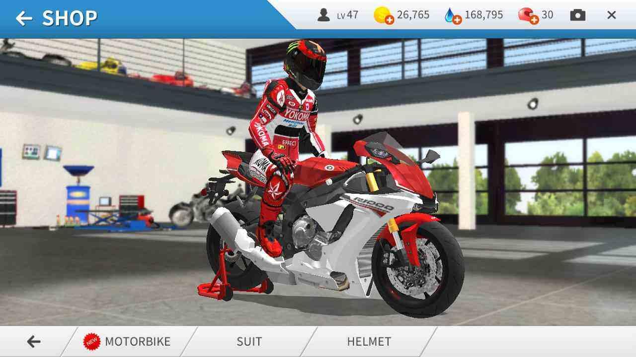 game Real Moto 2 Mod