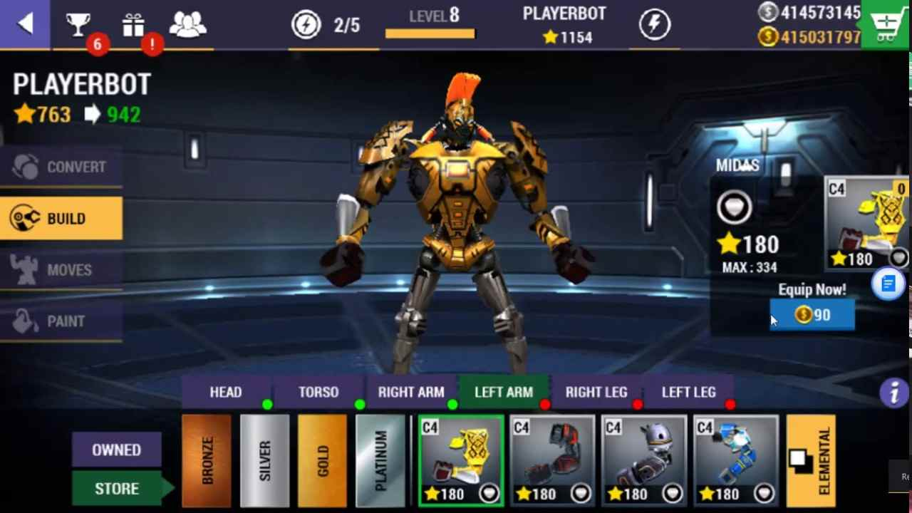 game Real Steel Boxing Champions Mod