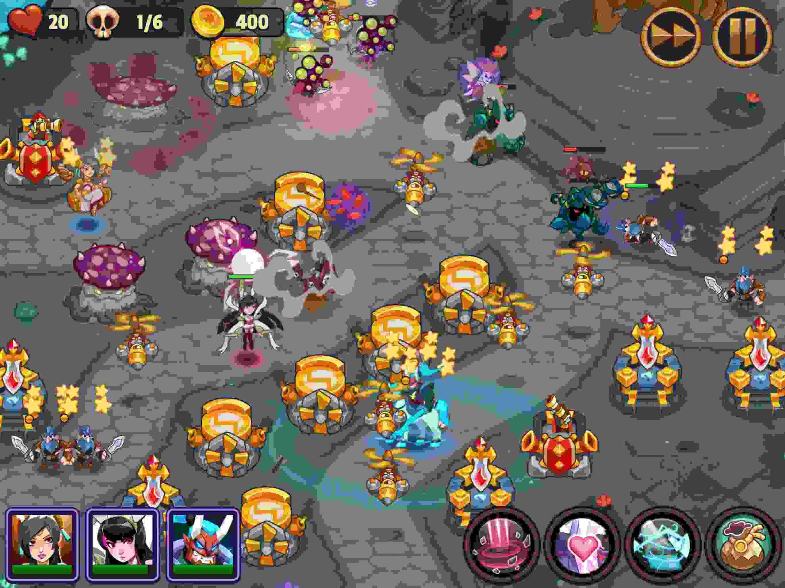 game Realm Defense mod hack