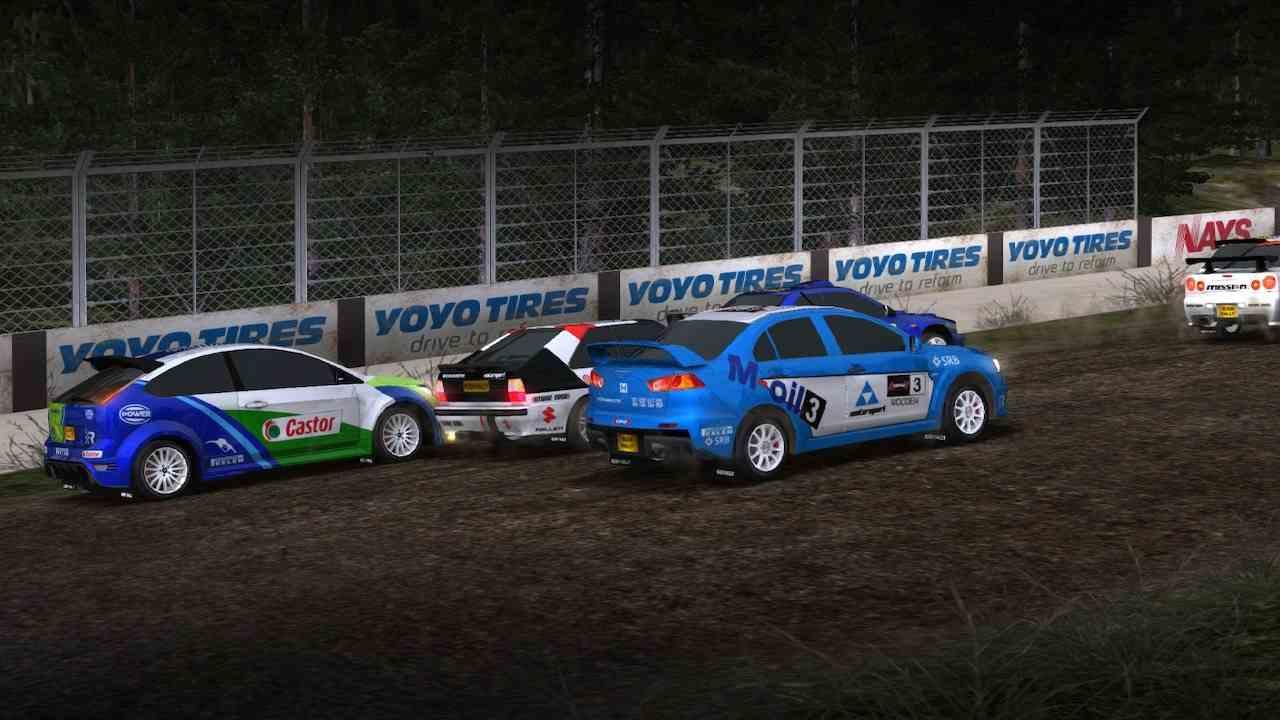 game Rush Rally 3 mod hack