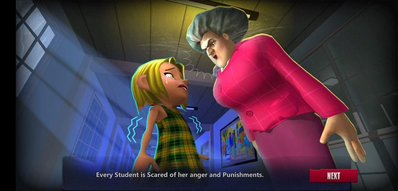 game Scary Teacher 3D mod hack