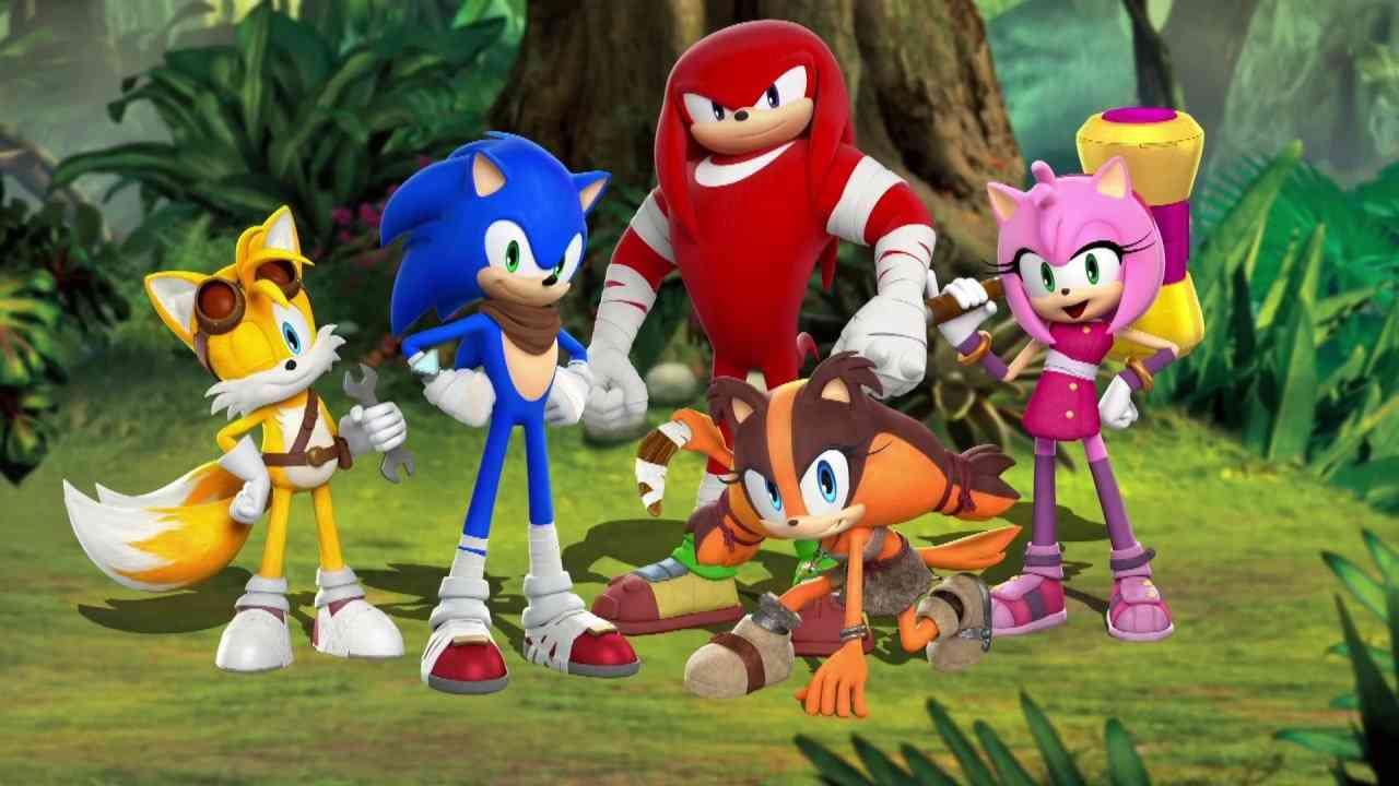 game Sonic Dash 2 mod hack