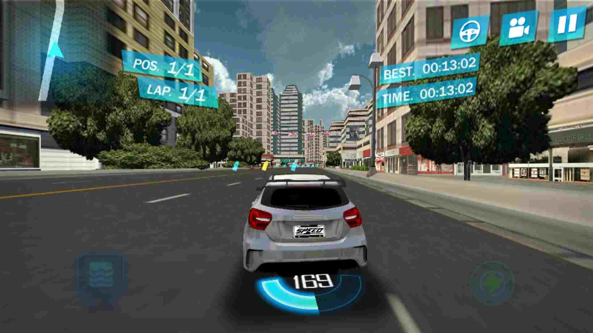 game Street Racing 3D Mod