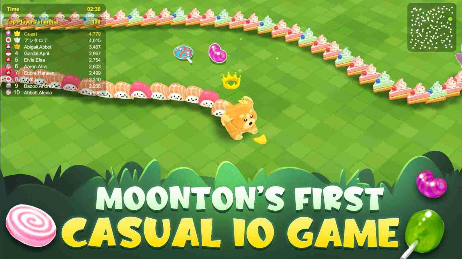 game Sweet Crossing mod