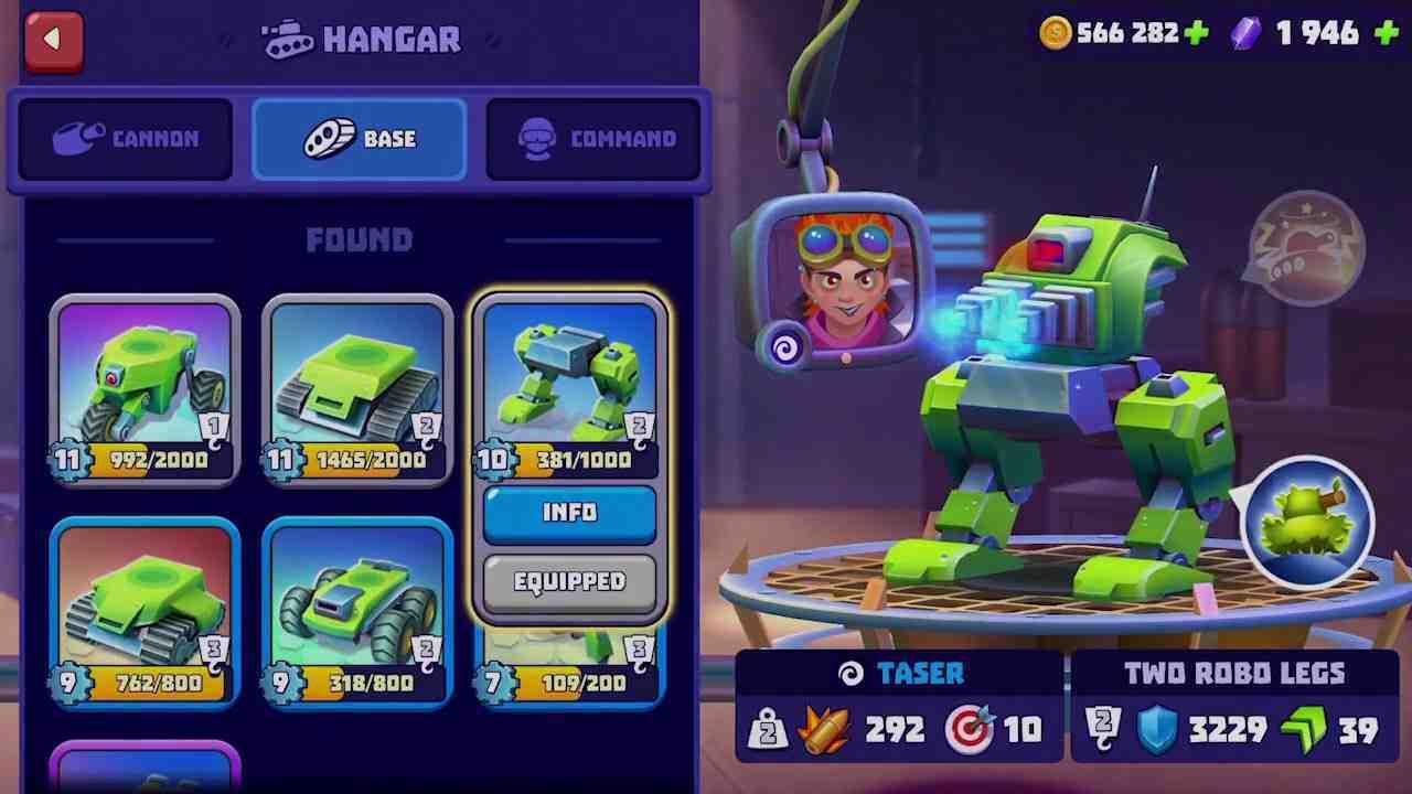 game Tanks A Lot mod
