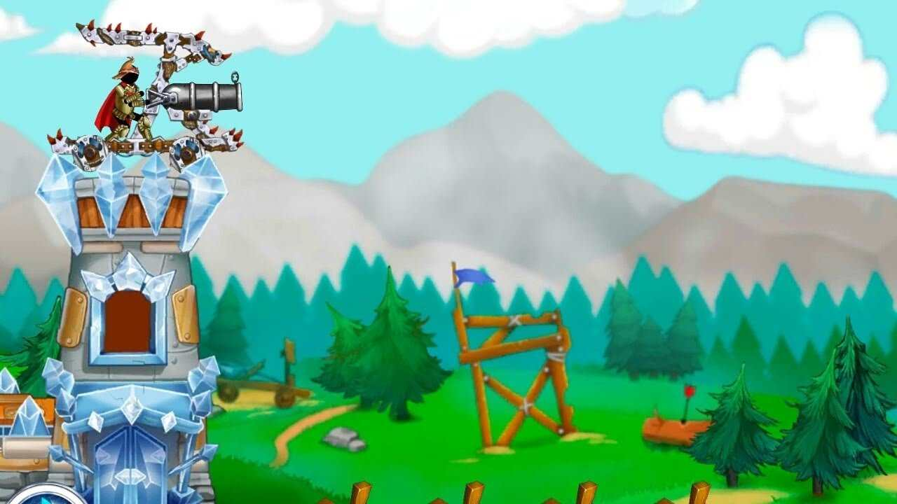 game The Catapult 2 mod hack