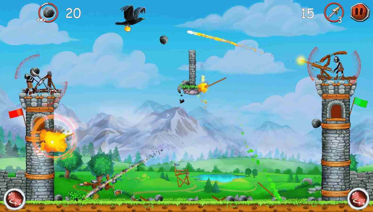 game The Catapult 2 mod