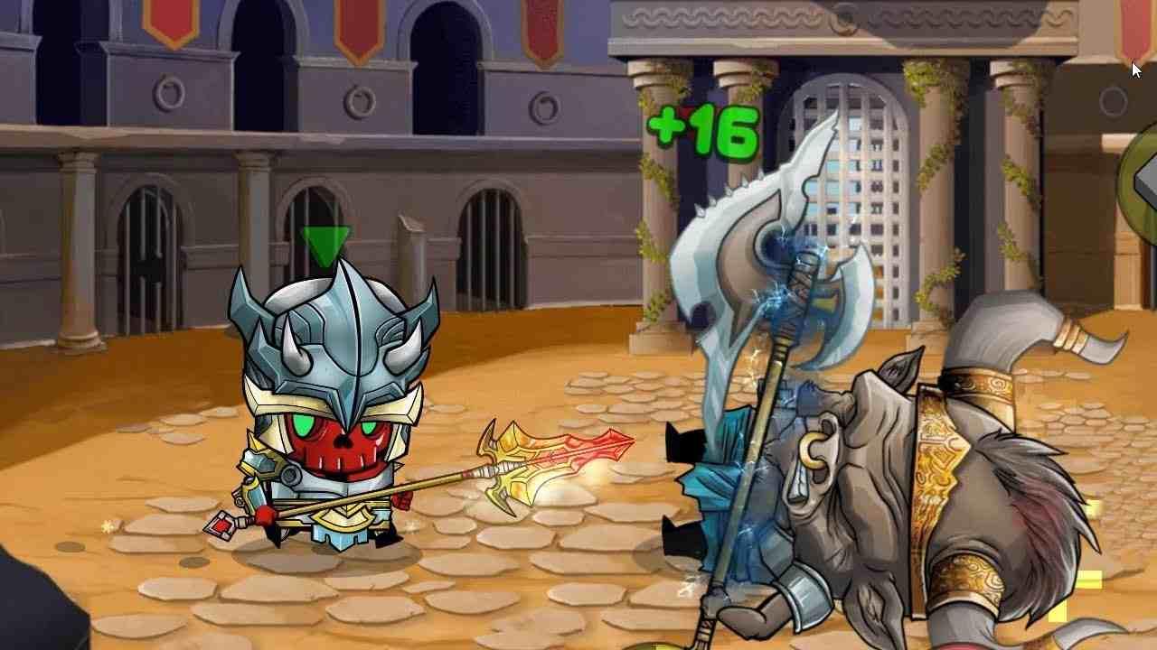 game Tiny Gladiators mod