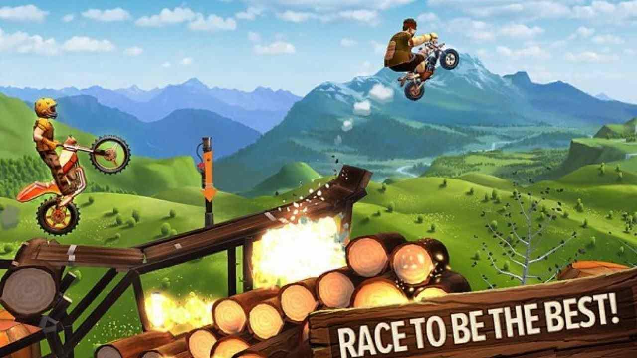 game Trials Frontier mod hack