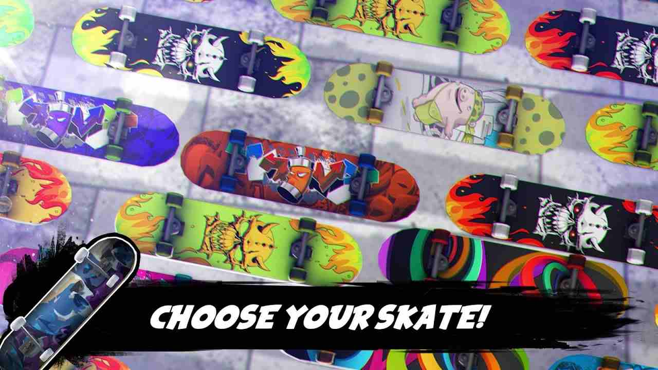 game True Skate mod