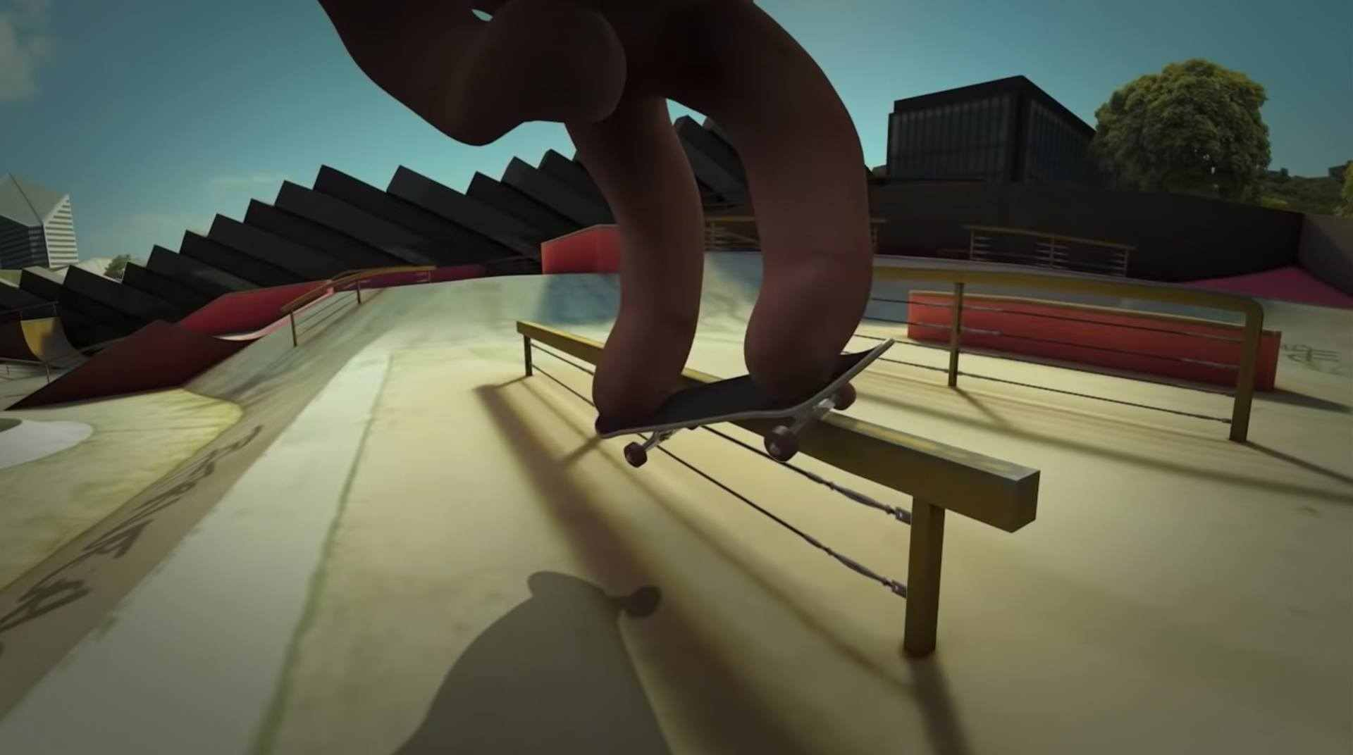 game True Skate mod hack