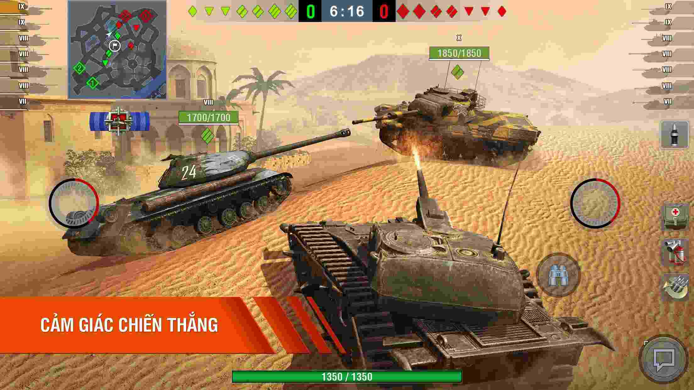 game World of Tanks Blitz mod hack