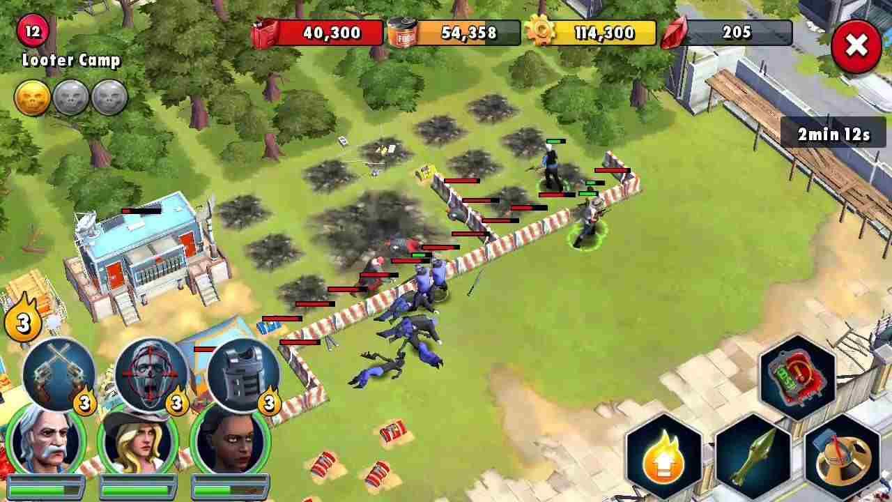 game Zombie Anarchy mod