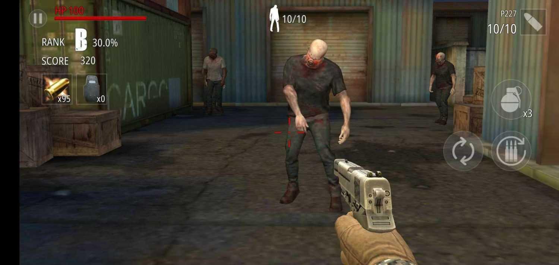 tai game Mow Zombies Mod
