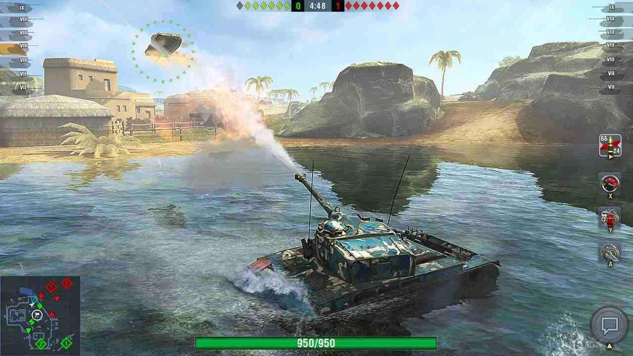 tai game World of Tanks Blitz mod apk