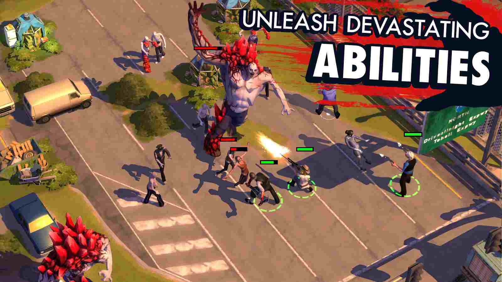 tai game Zombie Anarchy mod apk