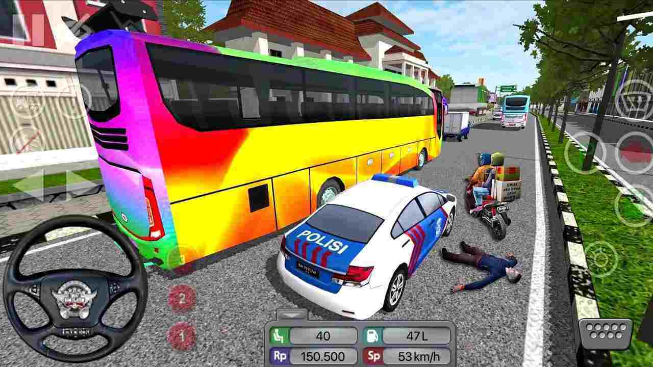 Bus Simulator Indonesia mod android