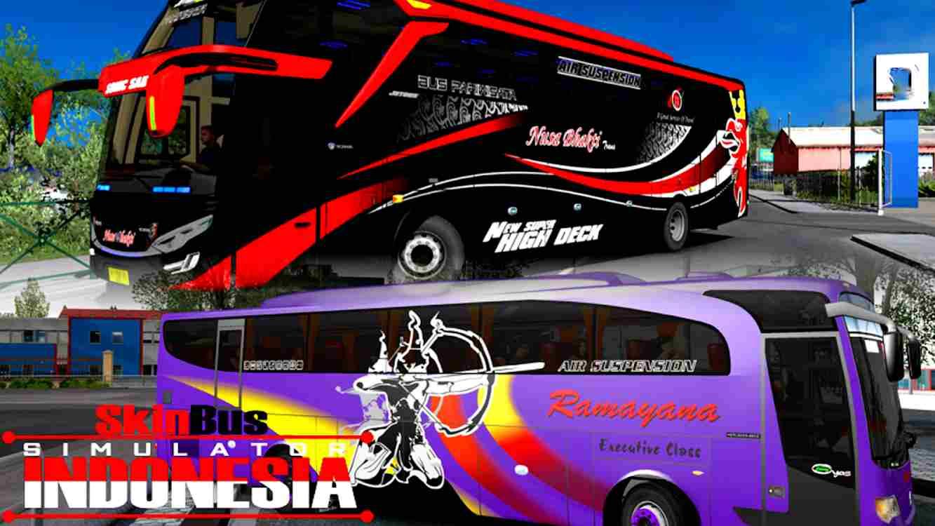 Bus Simulator Indonesia mod icon