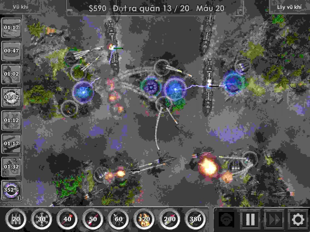 Defense Zone 3 HD mod